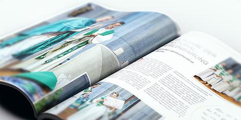 Magalog: Magazin trifft Katalog